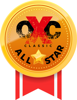 OXC All Star Badge